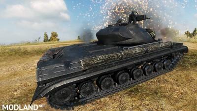 Black Series: T-10/IS8 Armata 1.0 [9.22.0.1], 1 photo